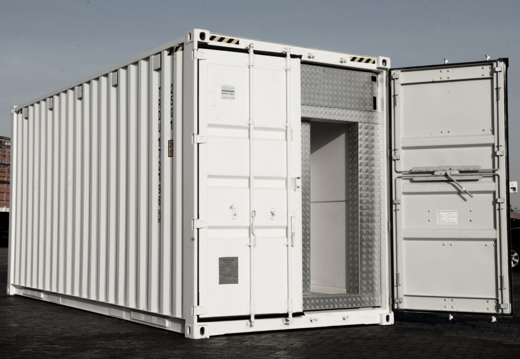 Crewshield. Total Solution. Total Protection. The Citadel Safe Haven. Overhead Protection Systems.